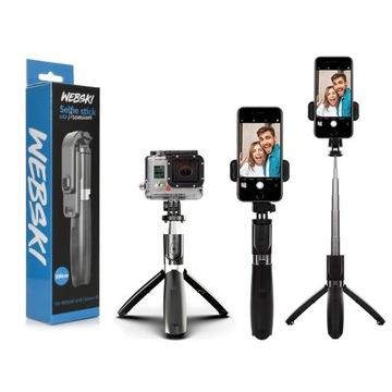 Profesjonalny Selfie stick Webski !!!