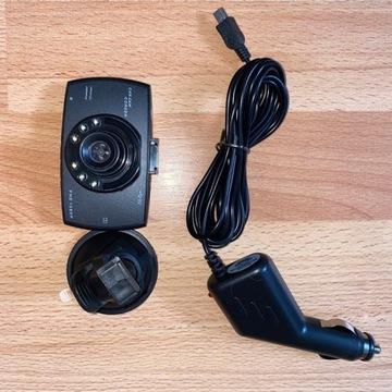 Wideorejestrator do auta, nagrywarka, kamera wideo