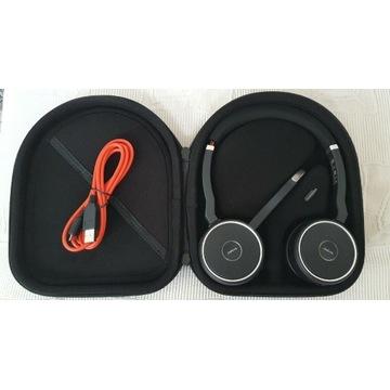 Nowe słuchawki Jabra Evolve 75