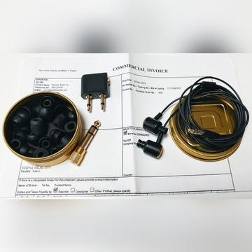 Słuchawki Periodic Audio Berylium