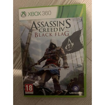 GRA XBOX 360 Assassins Creed Black Flag