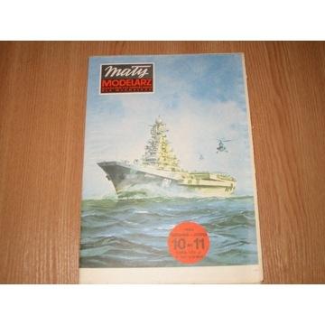 MM 10-11/1986 Krążownik  ZOP MINSK