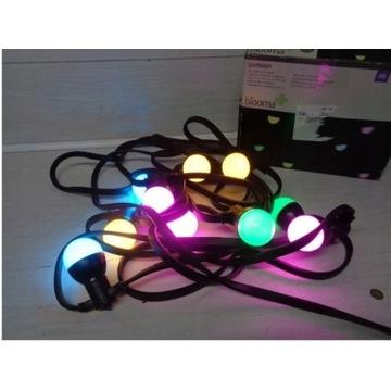 Lampki świateczne ogrodowe LED