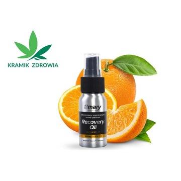 Fit Mary Olej Konopny Regeneracyjny orange