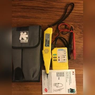 Tester połoczeń kablowych KURTH ke 501 Electronic