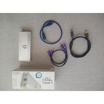 IFi micro iDAC2 DAC wzmacniacz słuchawkowy