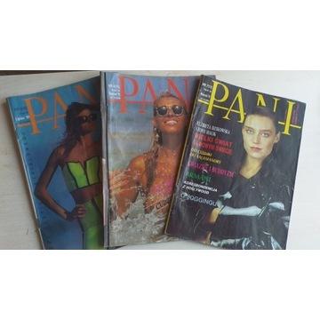 Miesięcznik Pani 1991  3egz