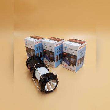 LATARKA LED CAMPING NAMIOT