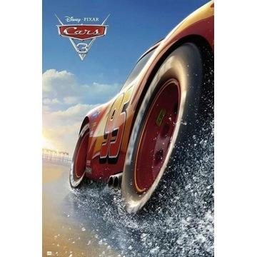 Plakat Auta 3 - B 61,5X91