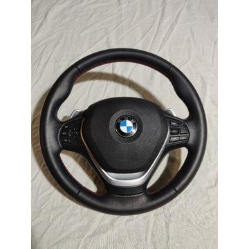 Kierownica BMW 3 F20 F30 31 sport łopatki tempomat