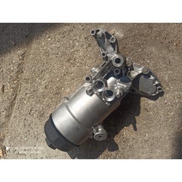 Obudowa podstawa filtra oleju BMW M3 E90 S65B40