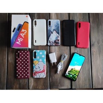 Xiaomi Mi A3 + dodatki
