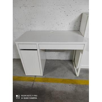 biurko białe MICKE