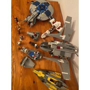 LEGO STAR WARS oryginał zestawy, figurki, statki!!
