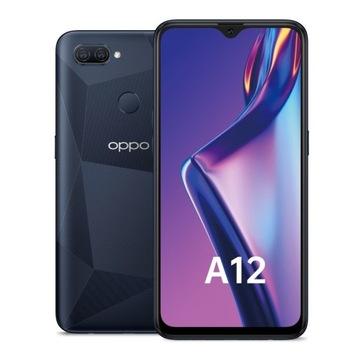 Telefon Oppo A12 DS Black 3/32GB 4230 mAh PL FV23%