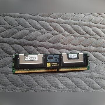 KINGSTON FB-DIMM PC2-5300 4GB KVR667D2D4F5/4G