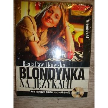 Niemiecki Blondynka na językach