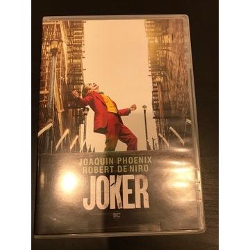Fillm Joker na DVD Joaquin Phoenix