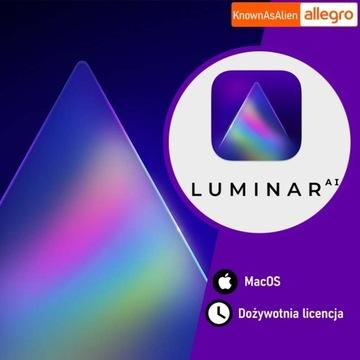 Skylum Luminar AI MacOS Dożywotnio