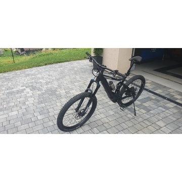 Rower elektryczny BULLS AM4 2020 BroseS Mag, 750 W