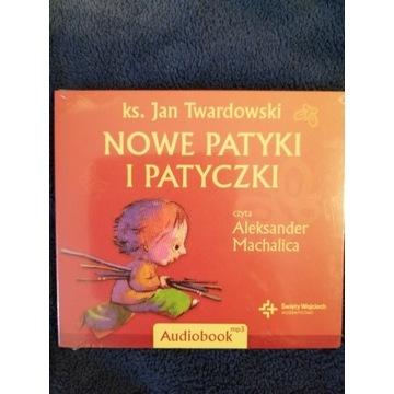 nowe patyki i patyczki ks.Twardowski  cd audio