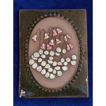 Obrazek ceramiczny Jie Gantofta Zimoziół Nr 877