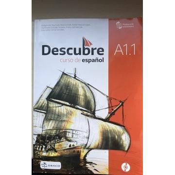 Podręcznik Descubre A1.1