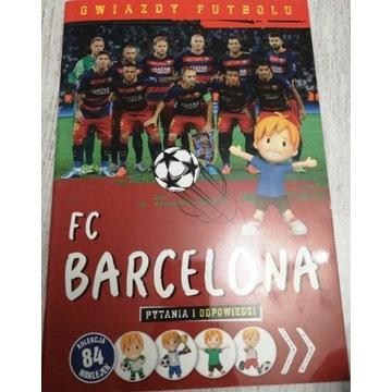 Książka o FC Barcelonie