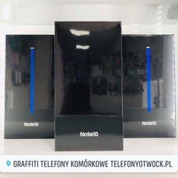 Samsung Note 10 DS Glow / Black