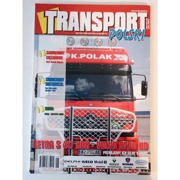 Dwumiesięcznik Transport Polski Nr 4 2002 Setra
