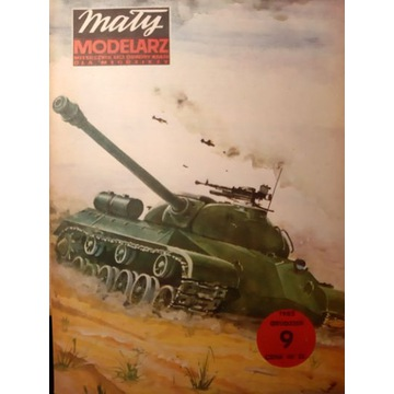 IS 3 Radziecki czołg ciężki [MM 9/1982]