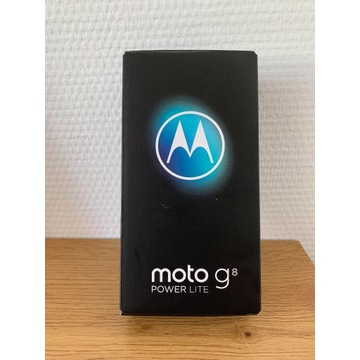 Smartfon Moto G8 Power Lite 4/64 GB Royal Blue