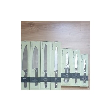 Zestaw noży  Komplet 7 sztuk