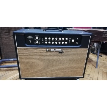 Line6 DuoVerb + shortboard