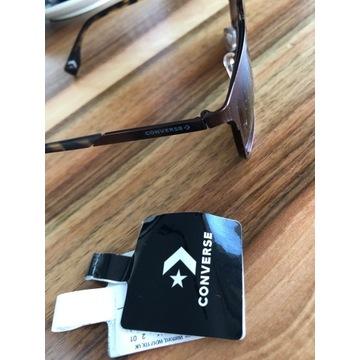 Okulary przeciwsłoneczne CONVERS Męskie nieużywane