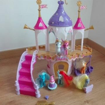 Hasbro My Little Pony Zamek Księżniczki Ślub