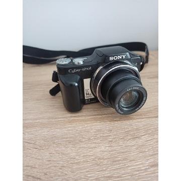 Aparat cyfrowy Sony dsc-h3