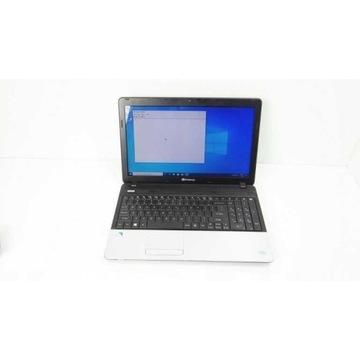 Laptop Gateway Intel Dwa Rdzenia /4GB Ram/SSD 120