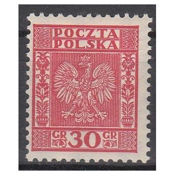256** czerwony, Zn.W.II.P , gw.+opis J. Walocha