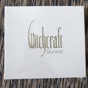 Witchcraft - Black Metal (CD)