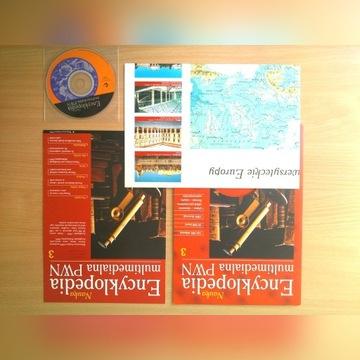 Encyklopedia Multimedialna PWN 3 Nauka UNIKAT