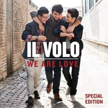 IL VOLO - WE ARE LOVE SPECIAL EDITION CD