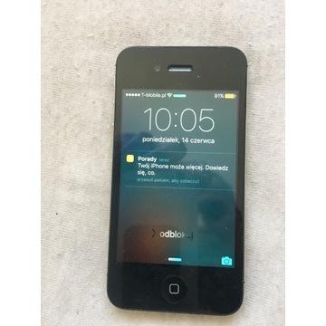 Apple Iphone 4S 8Gb z akcesoriami