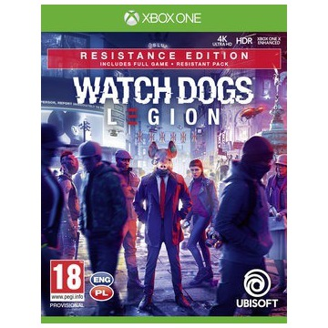 Watch Dogs Legion Resistance Edition - Xbox One