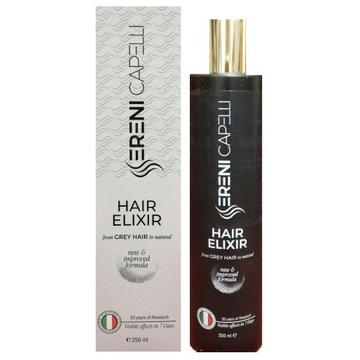 Włosy serum odsiwiające przywraca naturalny kolor