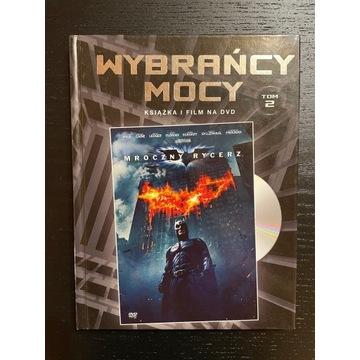 Wybrańcy mocy - Tom 2 + Film DVD Mroczny Rycerz
