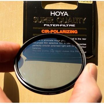 Filtr HOYA Super Quality Cir-polarizing 55 mm