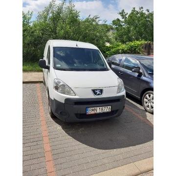 Peugeot Partner 1,6 HDI