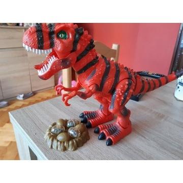 Interaktywny dinozaur 46 cm