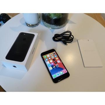 iPhone 7 Black 128 GB w 100% sprawny bez blokad !!